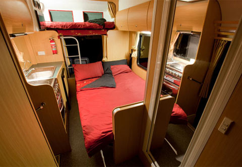 Koru 6 Berth Night