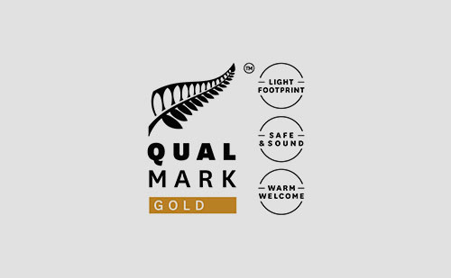 Qualmark Enviro Gold Award