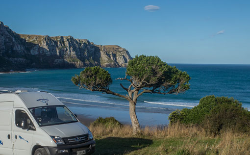Motorhome Hire New Zealand